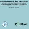 Enfoques de Extensión Rural Participativos y su Contribución al Desarrollo Rural Sostenible y a la Seguridad Alimentaria