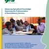Mejorando el Profesionalismo de los Servicios de Asesoría Rural