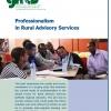 Profesionalización de los servicios de asesoría rural (Brief)